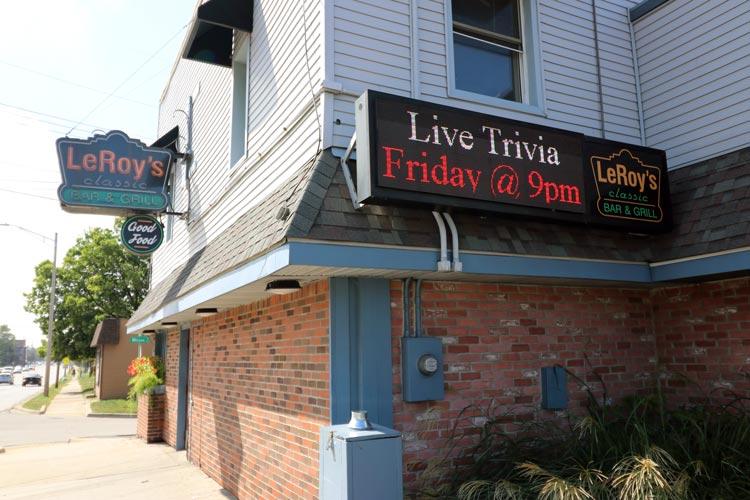 Bar Trivia Lansing