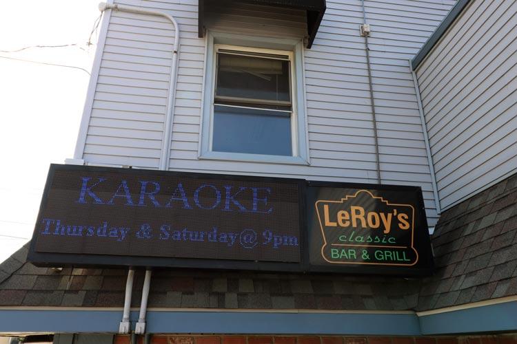 Karaoke Bar Lansing, MI